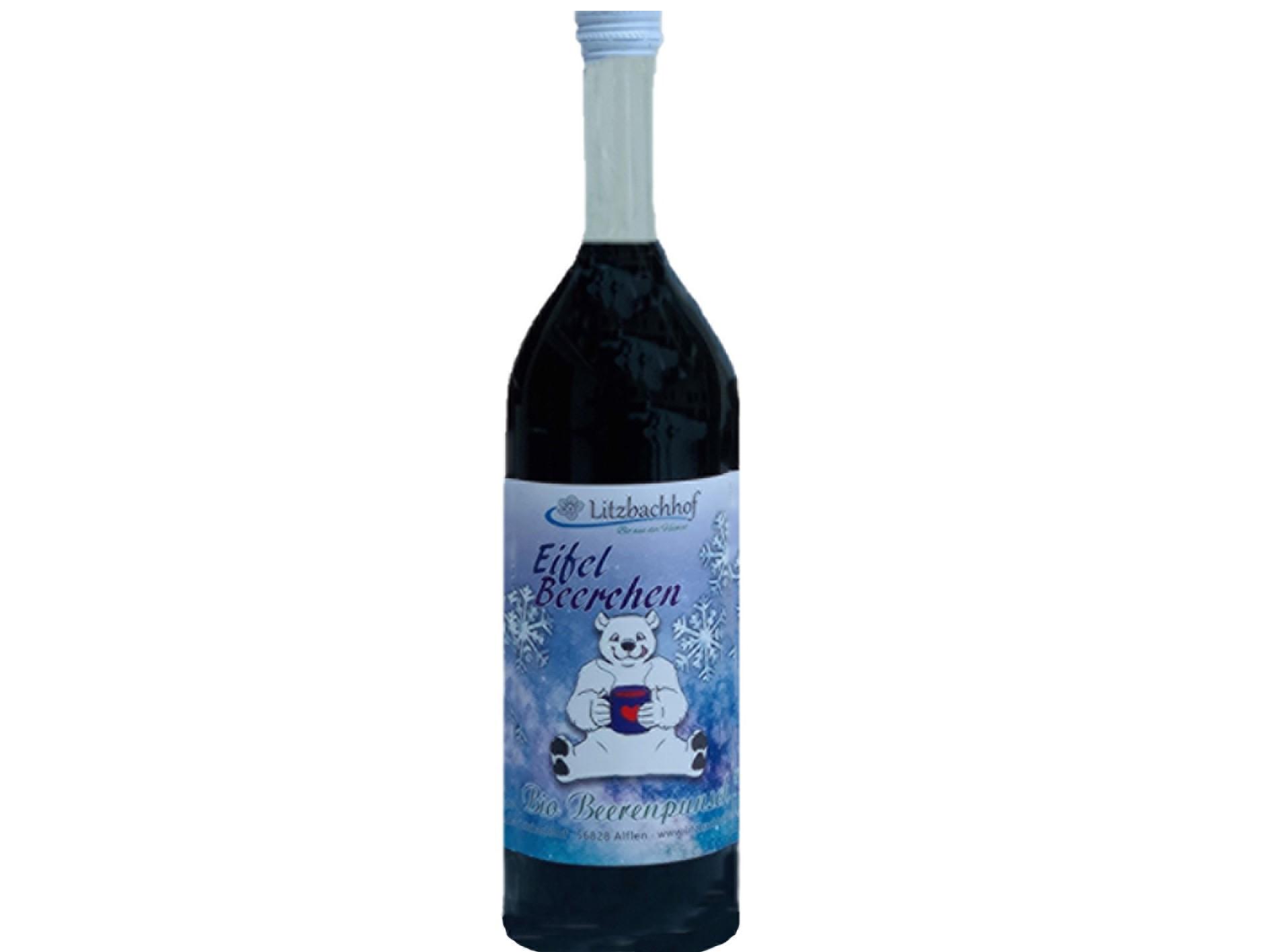 Beerenpunsch - alkoholfrei | 0,73 l