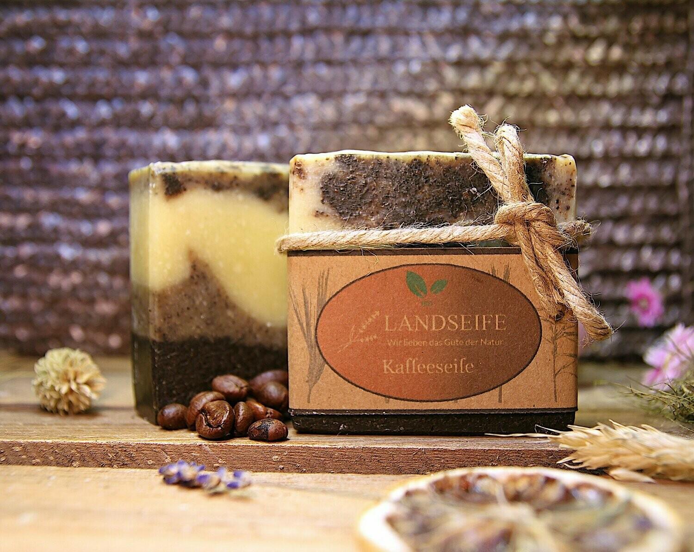 Naturseife - Kaffeeseife | 100 g