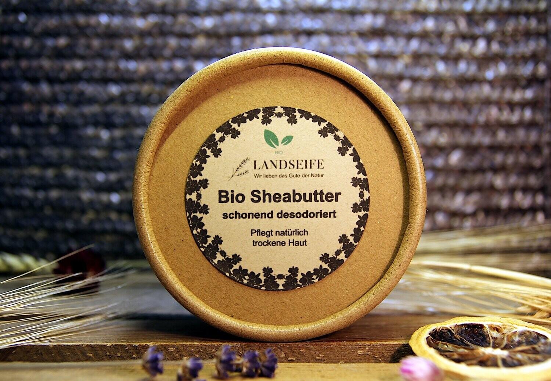 Sheabutter - schonend desodoriert   80 g