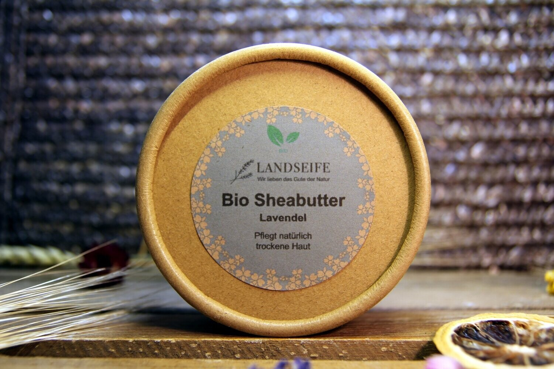 Sheabutter - Lavendel   80 g
