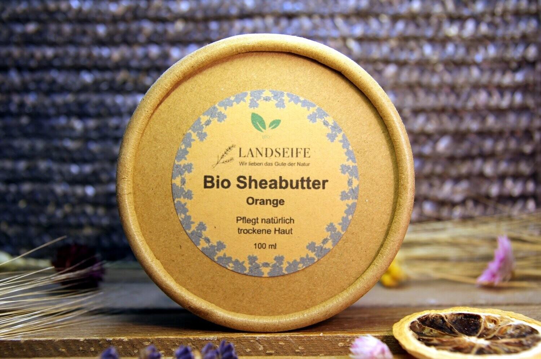 Sheabutter - Orange   80g