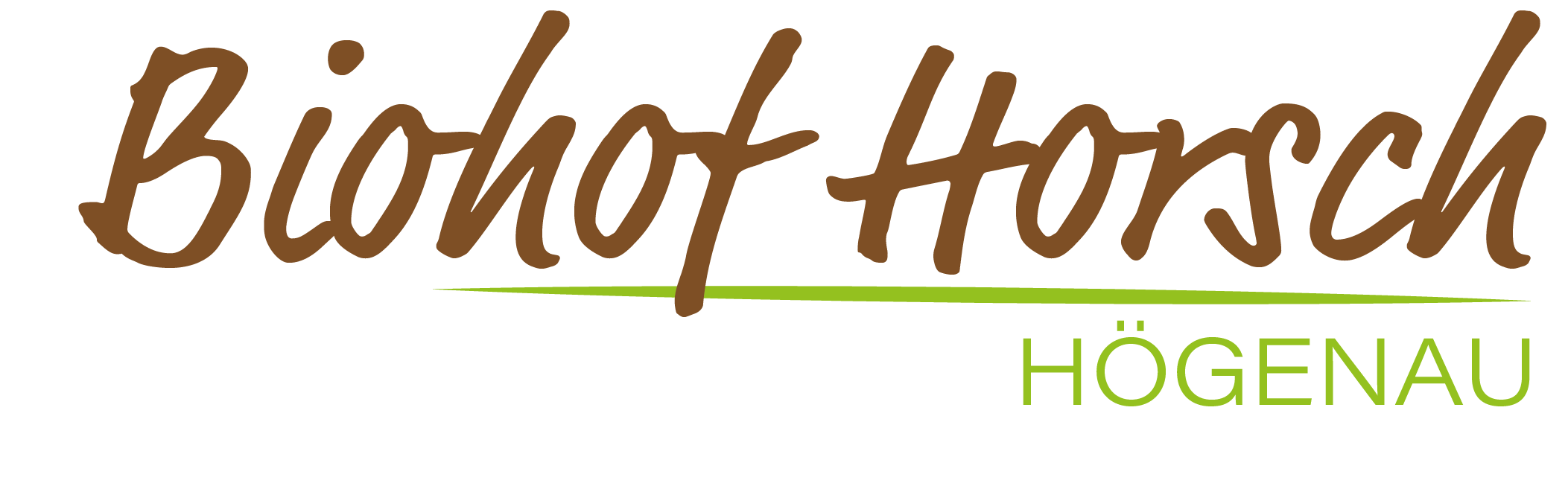 Biohof Horsch