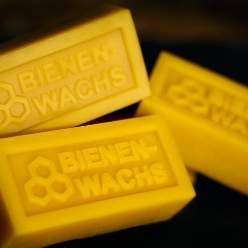 Bienenwachs-Block | 100g